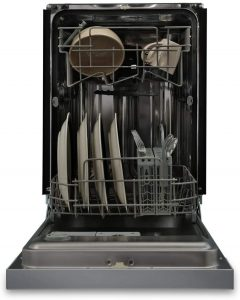 "Furrion 18"" Built-In RV Dishwasher with Double Rack"