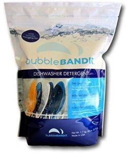 Bubble Bandit Dishwasher Detergent with Phosphate